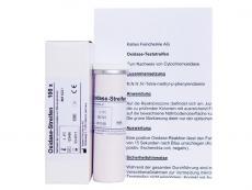 Oxidase-Teststreifen