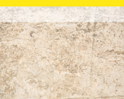 Sebosil verfestigt die Poren von Holz und Stein - Mineralisierung.